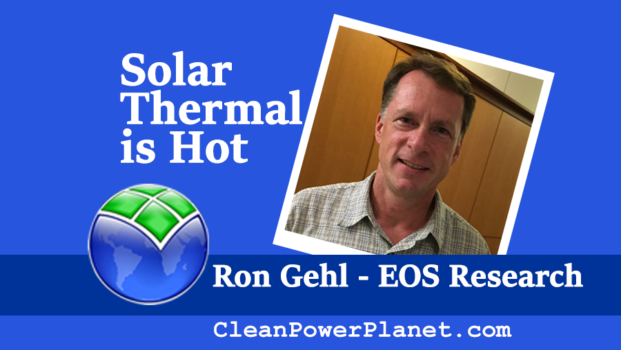 Ron Gehl - President EOS Research