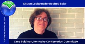 Lane Boldman - Kentucky Conservation Committee