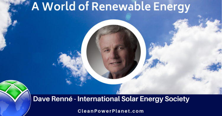 Dave Renné - International Solar Energy Society