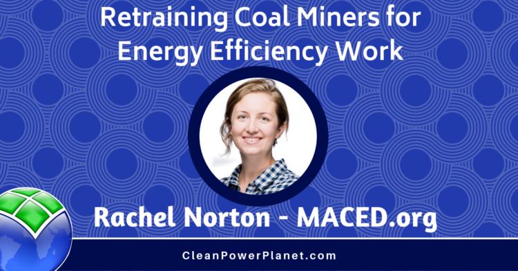 Rachel Norton - Mountain Association for Community Energy Development