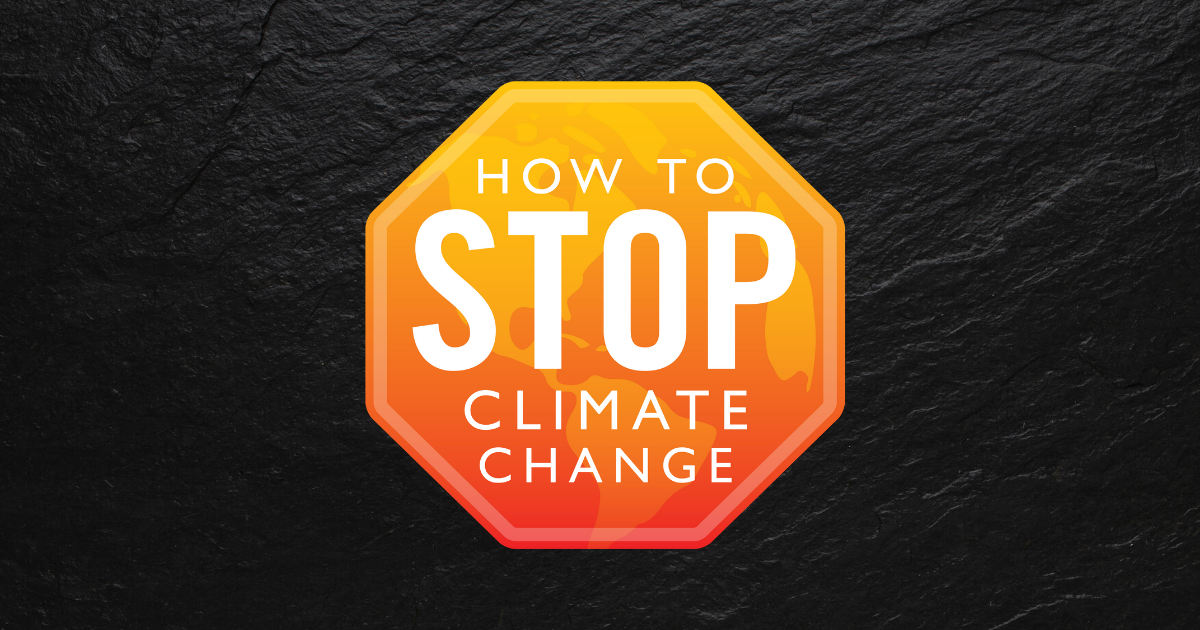 How To Stop Climate Change Podcast